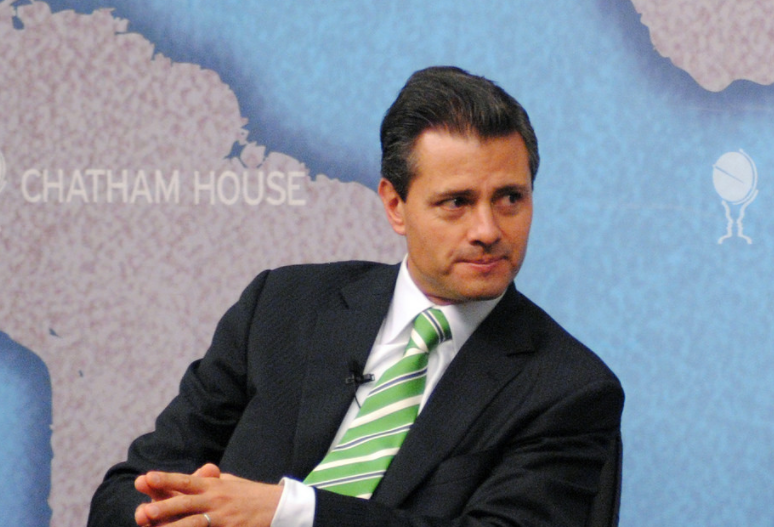 Twitter Is Freaking Out Over Enrique Peña Nieto And His.