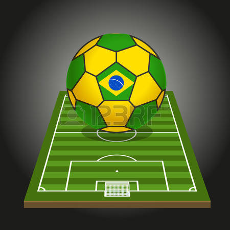 627 Penalty Area Stock Vector Illustration And Royalty Free.