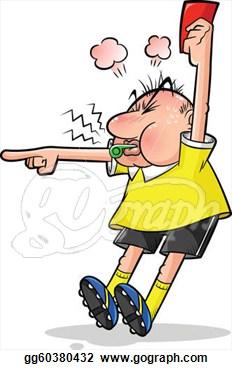 Penalty Clip Art.