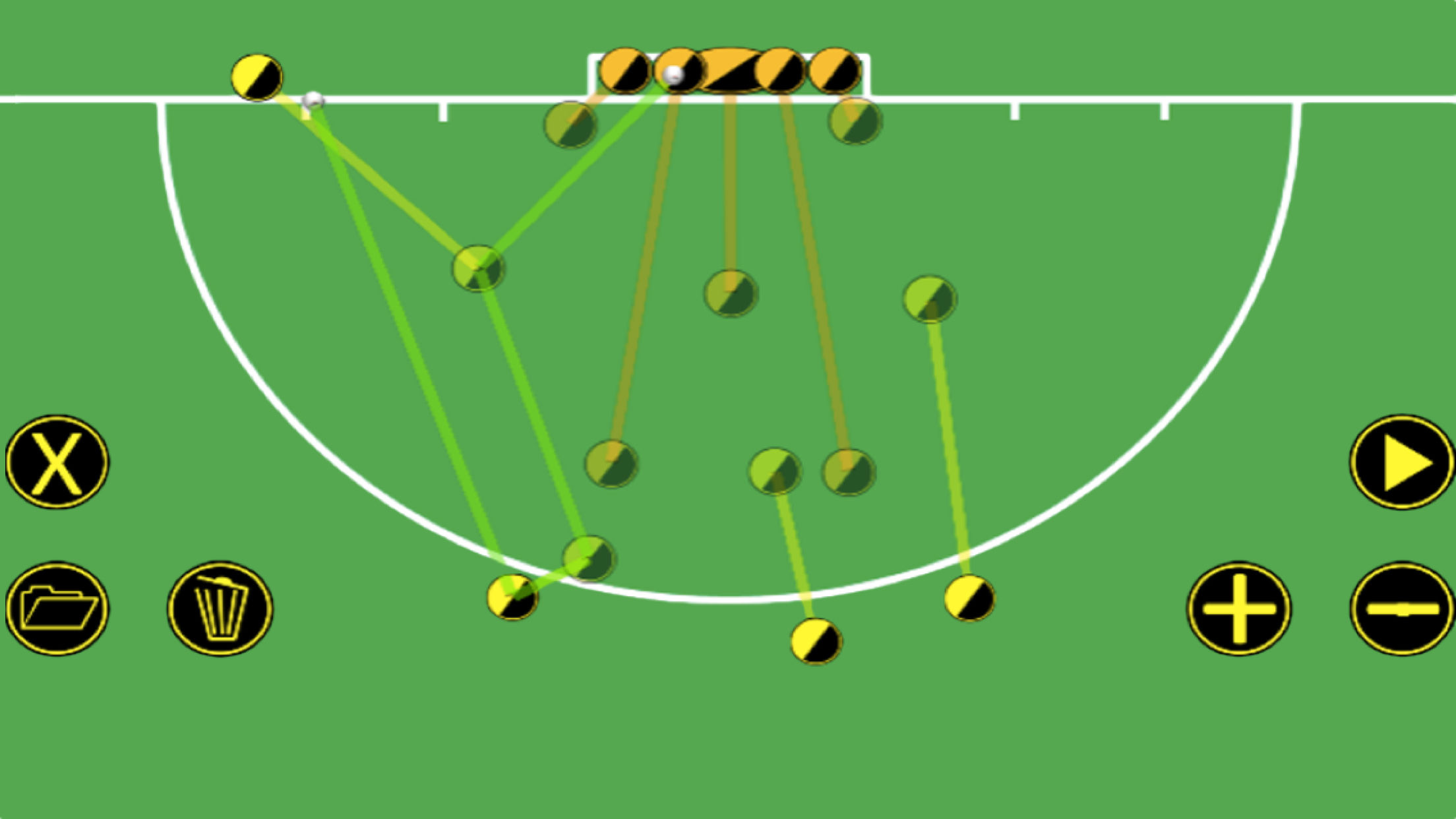 Penalty Corner Free by Dries Driessen.