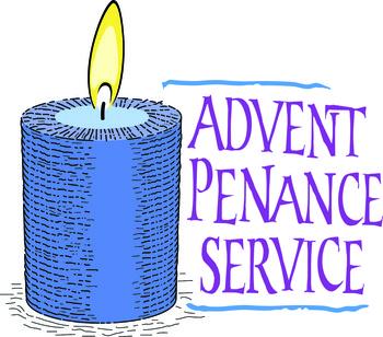 Advent Reconciliation Service.