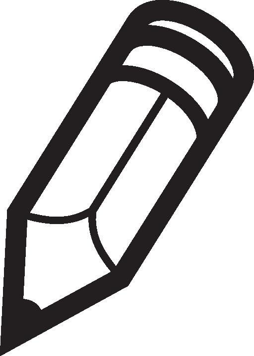 Free Pencil Cliparts Black, Download Free Clip Art, Free.
