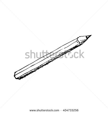 Pencil Drawing Stock Images, Royalty.