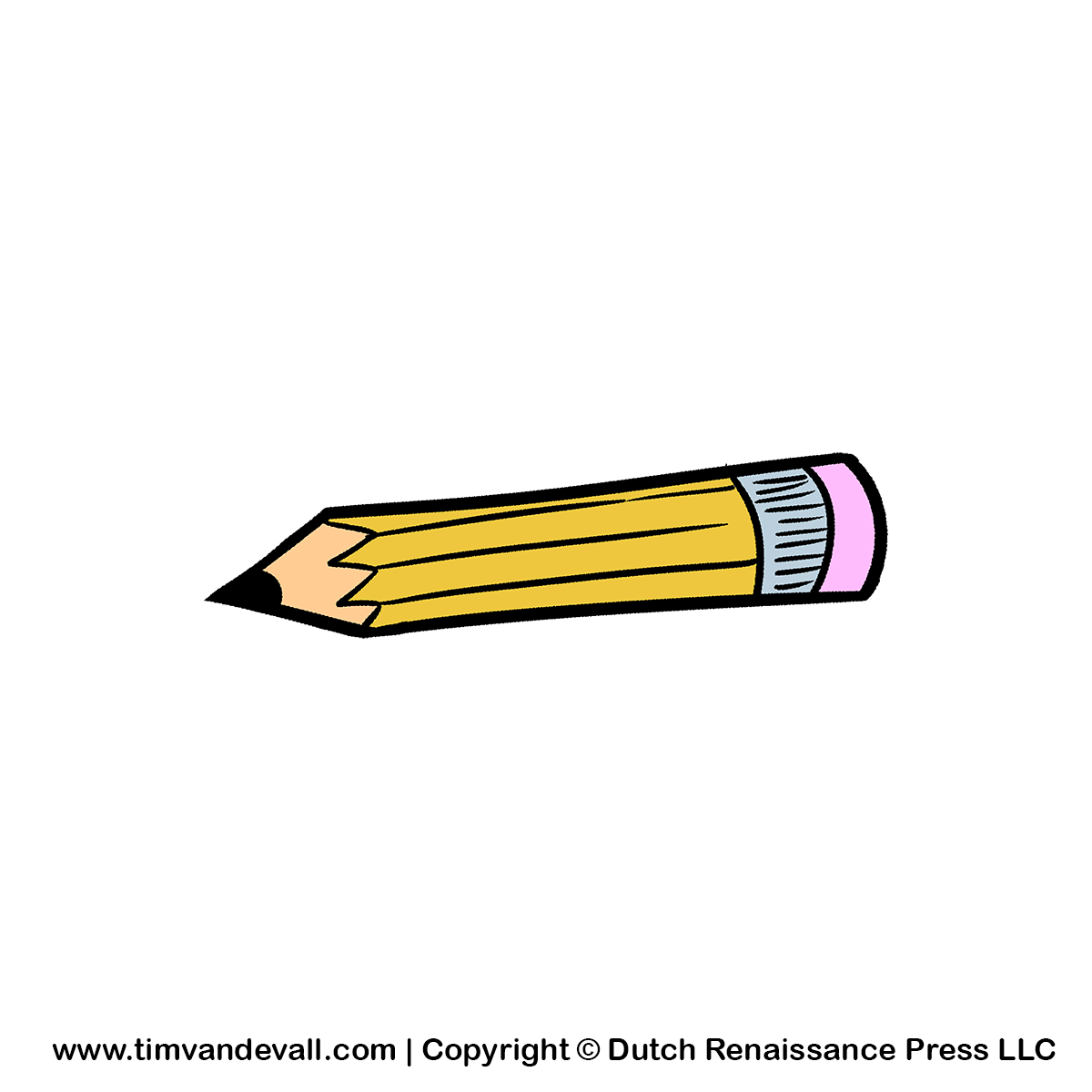 Pencil Clipart.