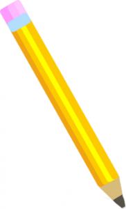 Pencils 3 Clip Art Download.