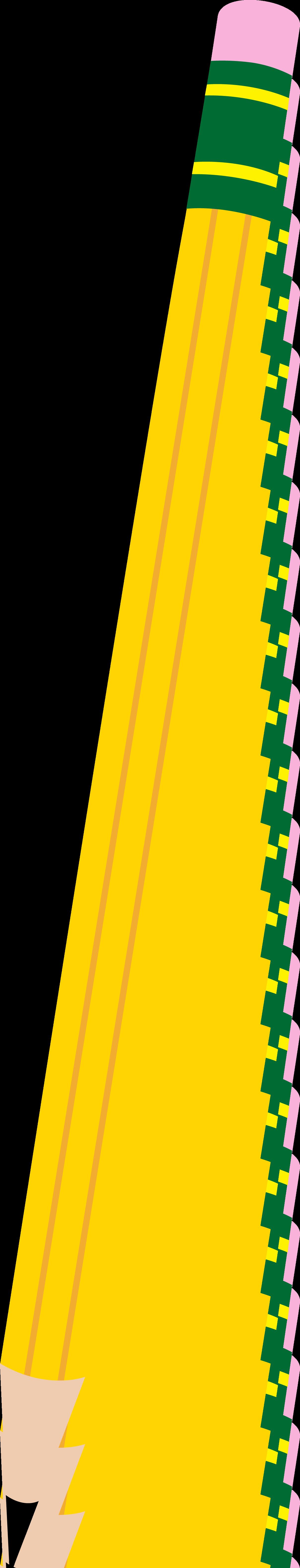 Pencil Clipart Images Horizontal.