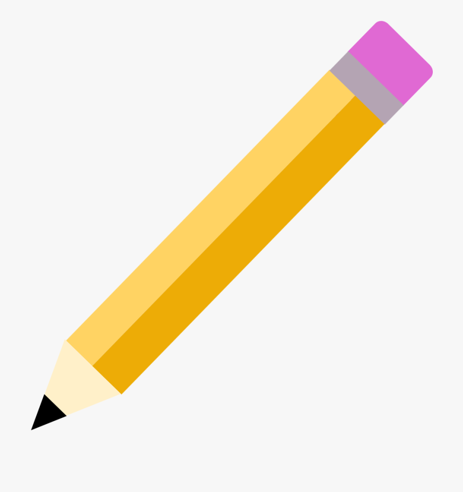 Clip Art Pencil No Background.