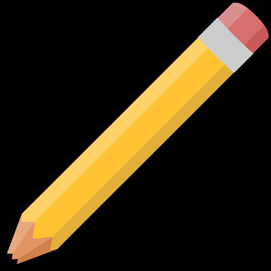Colored pencil Drawing Mechanical pencil Clip art.