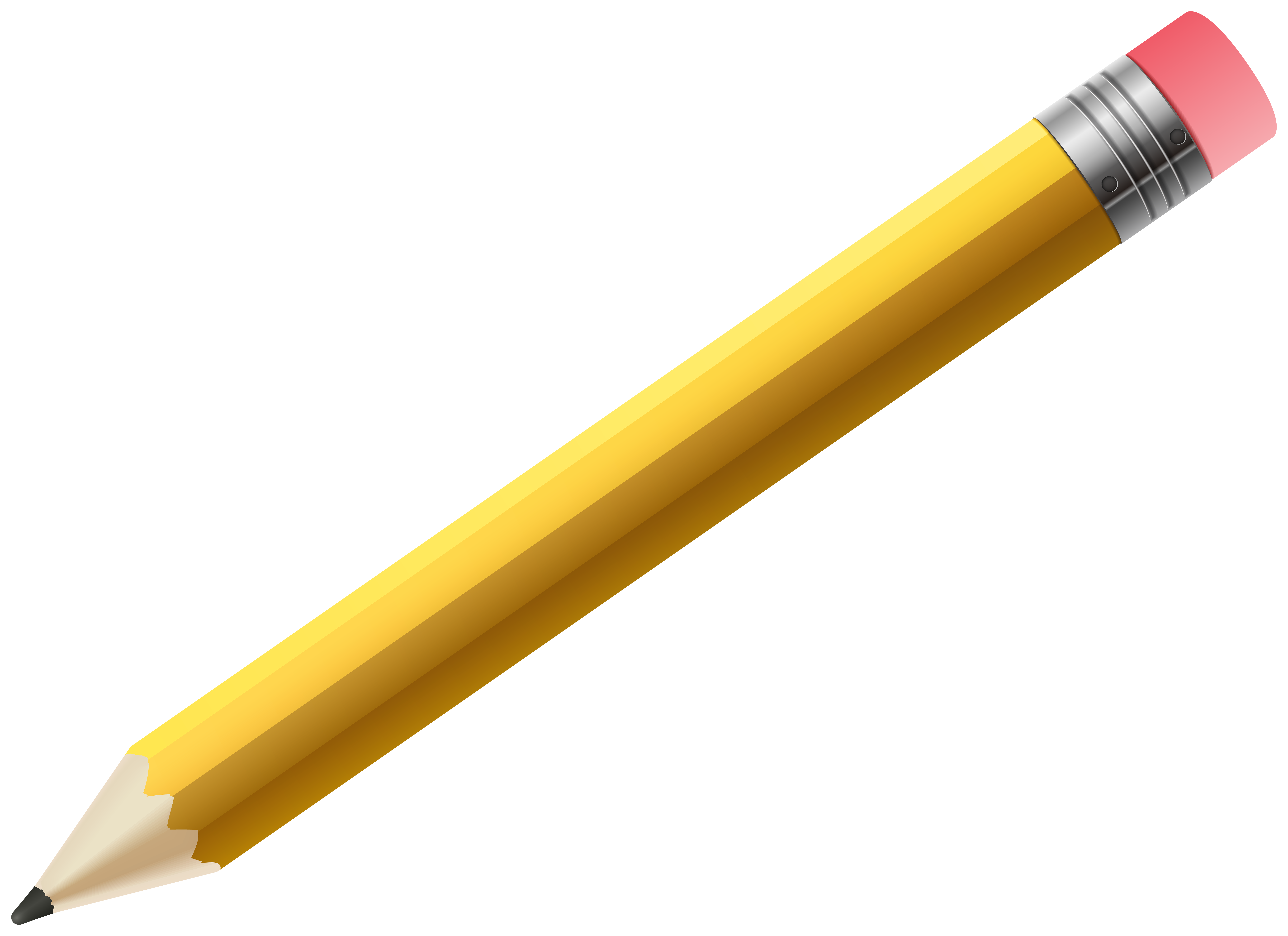 Pencil PNG Clipart.