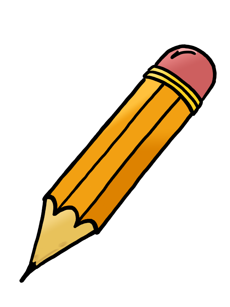 Best Pencil Clipart #4234.