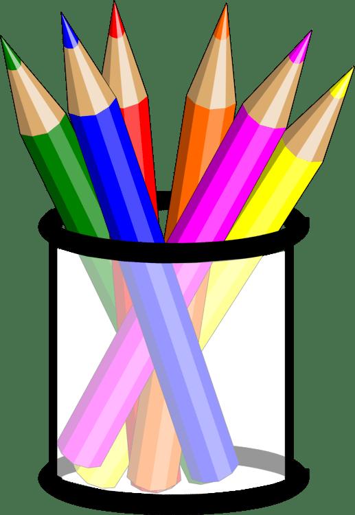Pencil crayon clipart 5 » Clipart Portal.
