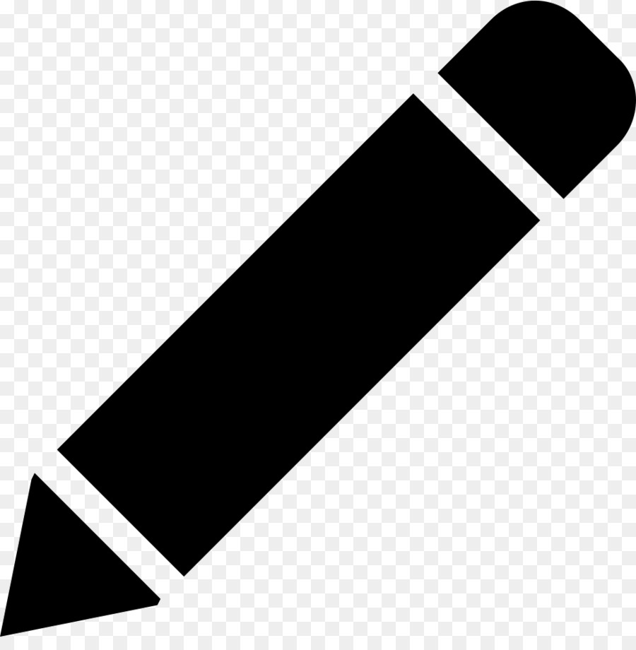 Pencil Icon clipart.