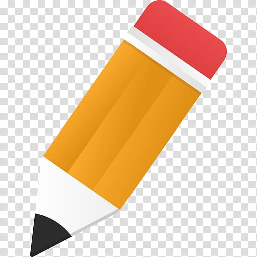 Brown pencil illustration, Computer Icons Editing Icon.