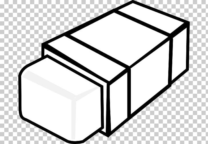 Eraser Pencil Black and white , Pencil Sharpener PNG clipart.