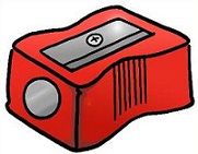 Free Pencil Sharpener Clipart.