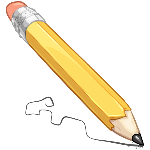 Free writing Computer Icons.
