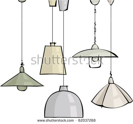 Pendant Lamp Stock Vectors, Images & Vector Art.