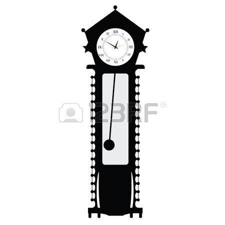 269 Grandfather Clock Stock Vector Illustration And Royalty Free.