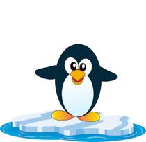 Free Penguin Clipart.