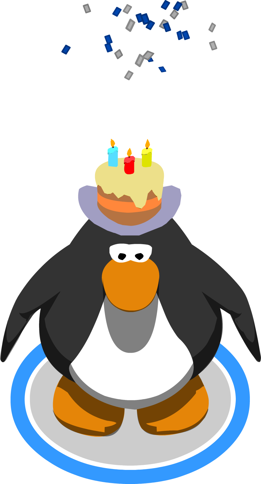 Clipart penguin happy birthday, Clipart penguin happy.
