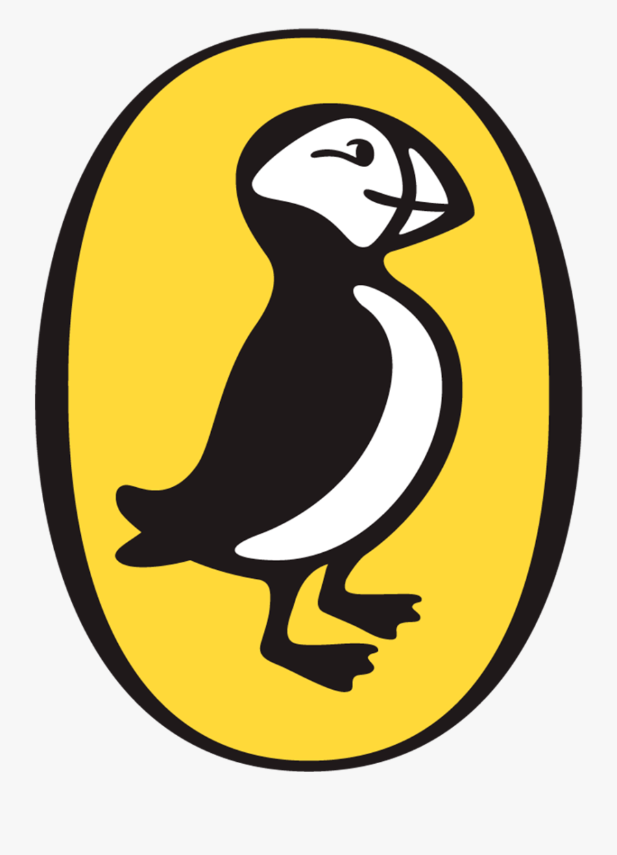 Transparent Penguin Books Logo Png.