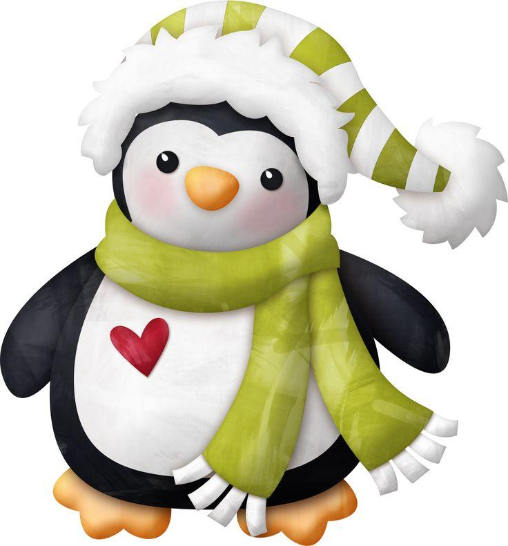 Christmas Penguin Clipart & Christmas Penguin Clip Art Images.