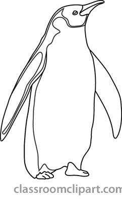 penguin clip art.