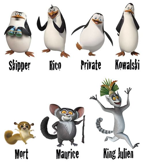 1000+ images about Penguins of Madagascar on Pinterest.
