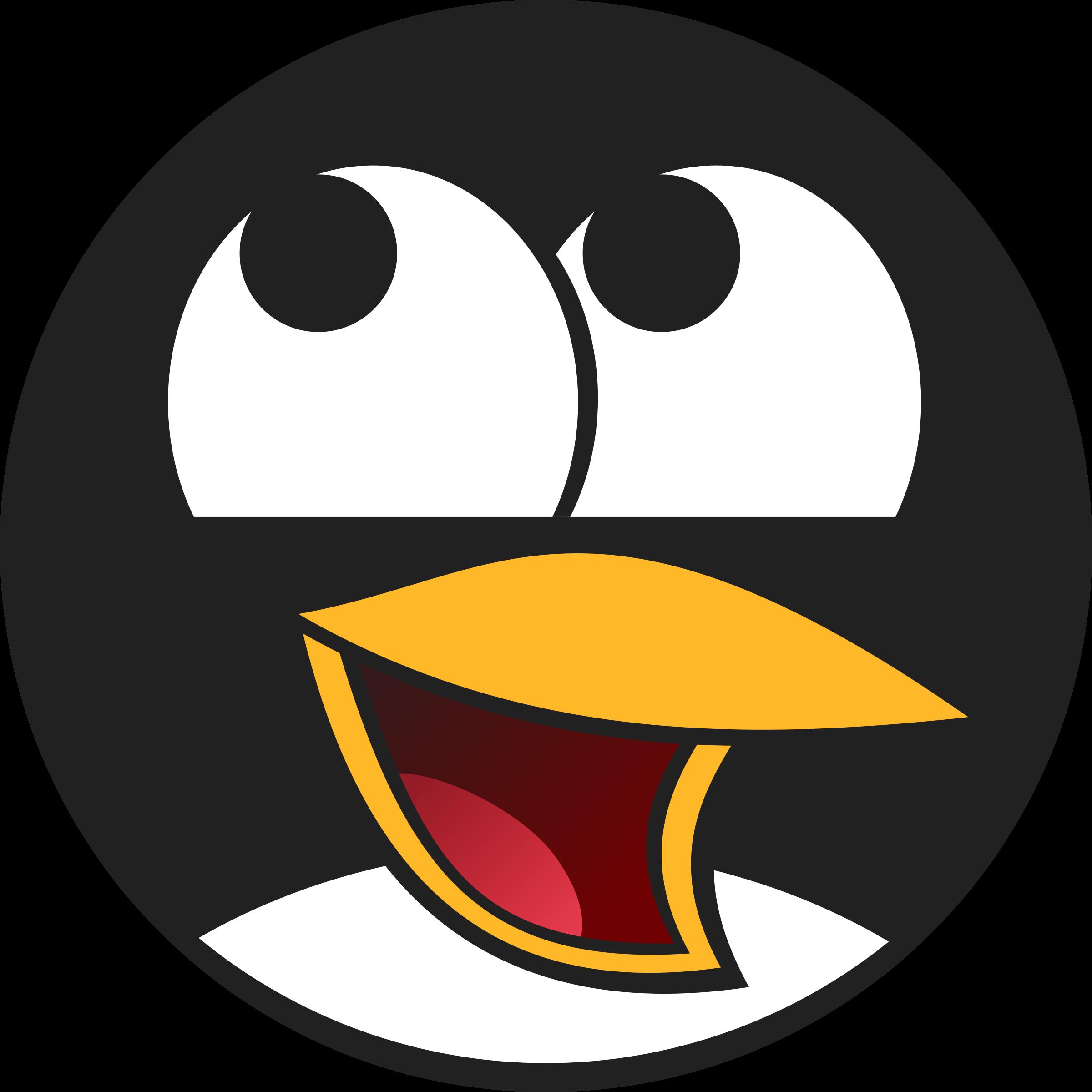 Penguin Face.