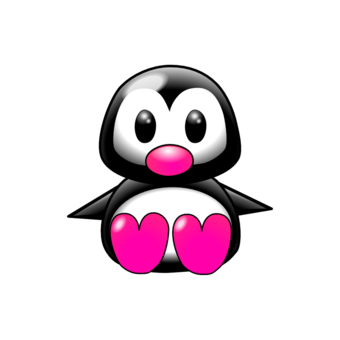 Penguin Feet Clipart.