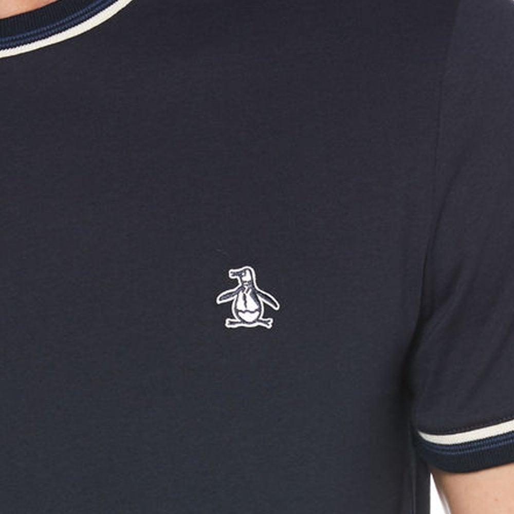 Original Penguin Original Penguin Logo Ringer T.