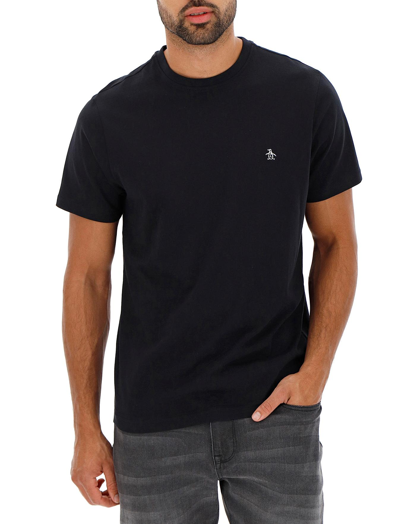 Original Penguin Plain Logo T.
