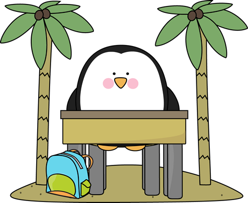 Penguin Classroom Job Clip Art Clip Art.