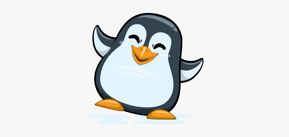 Penguins Clipart Swimming.