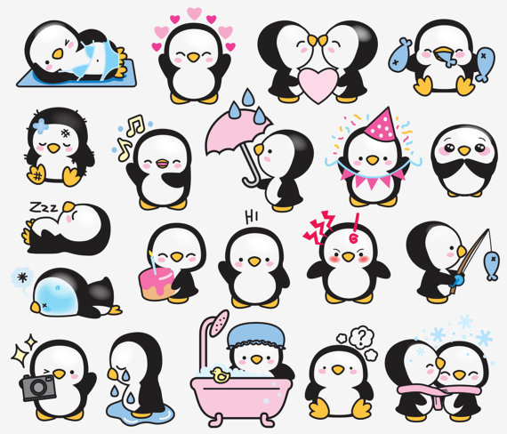 Premium Vector Clipart Kawaii Pearl the by LookLookPrettyPaper.