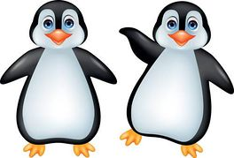 Penguins Clipart.