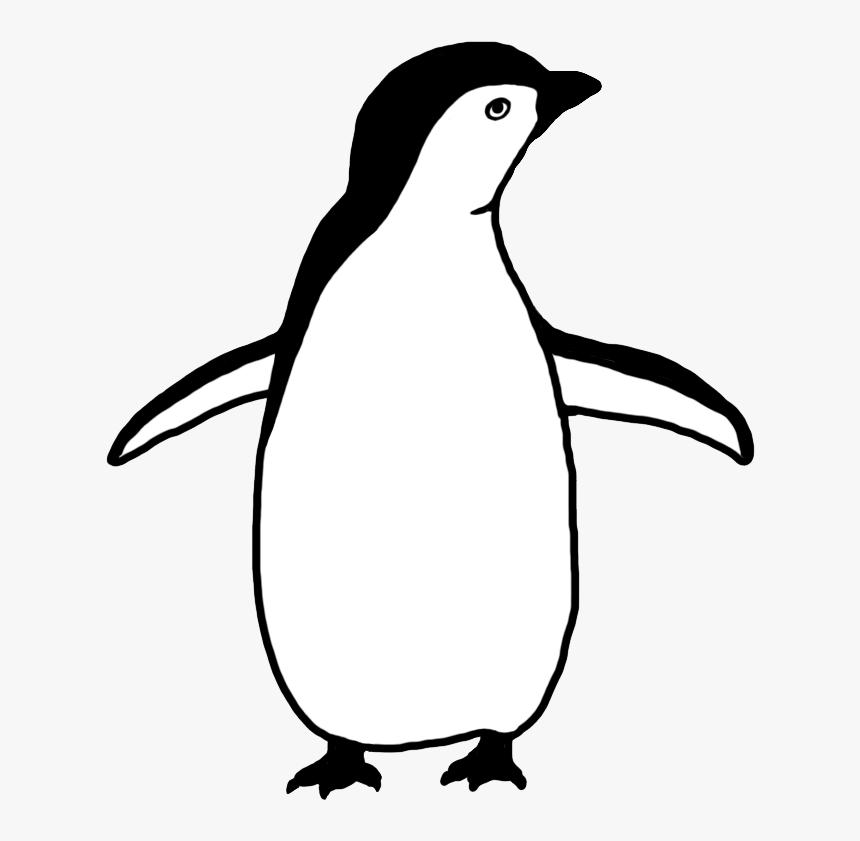 Penguin Silhouette.