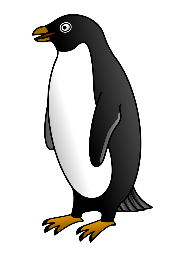 Penguins clipart printable, Penguins printable Transparent.