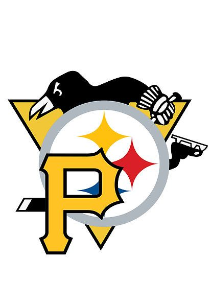 steelers,pirates and penguins t=shirts.
