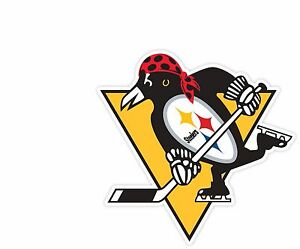 Details about PITTSBURGH FAN STEELERS PENGUINS PIRATES Vinyl Sticker Decal.