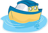 Toy boat Clip Art and Illustration. 1,728 toy boat clipart vector.