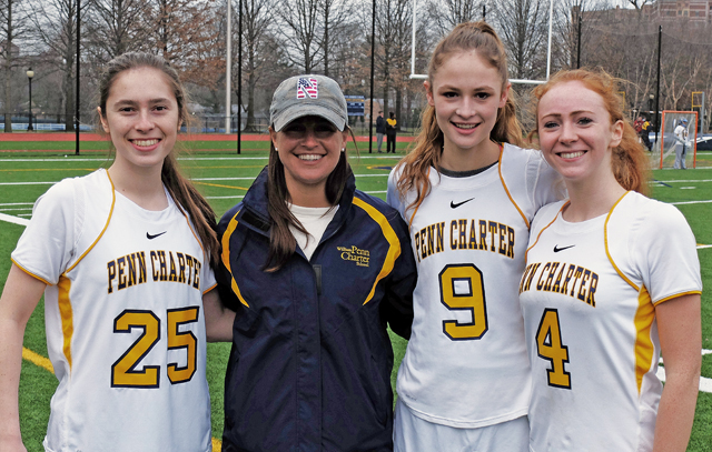 Big changes for Penn Charter girls lacrosse.