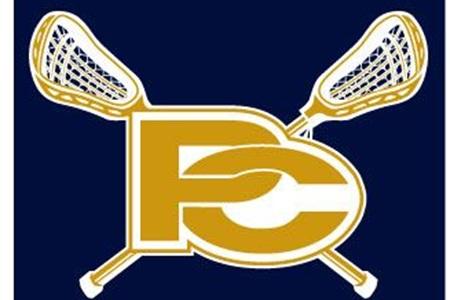 Boys Varsity Lacrosse.