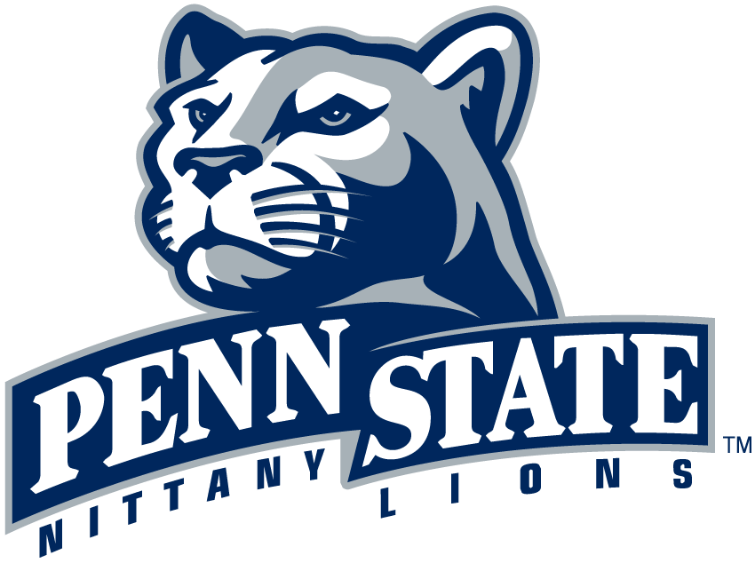 Penn State Logo Clipart.