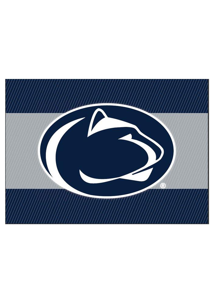 Penn State Nittany Lions Logo Blank Card.