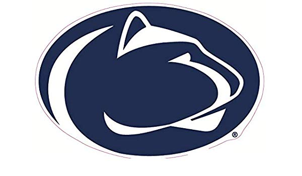 Amazon.com: 9 Inch Penn State Logo Decal Nittany Lions.