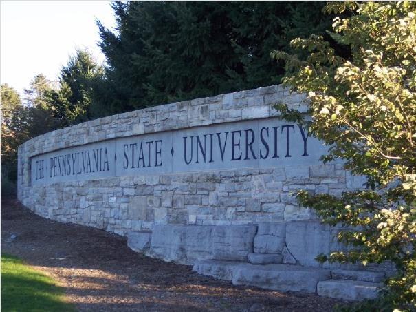 Pennsylvania State University.