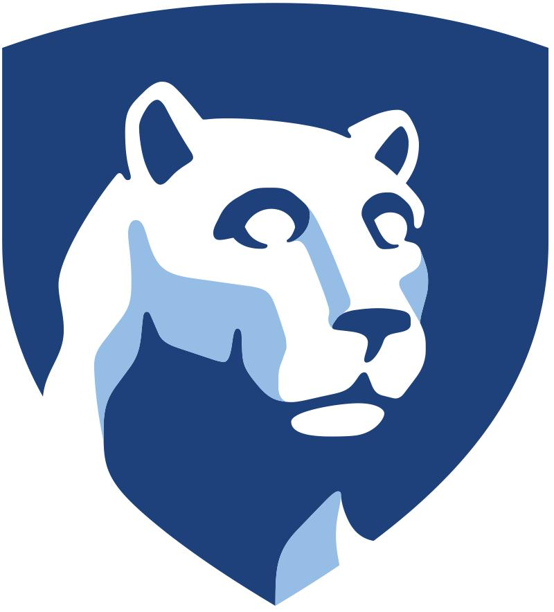 Nittany Lion Shield.