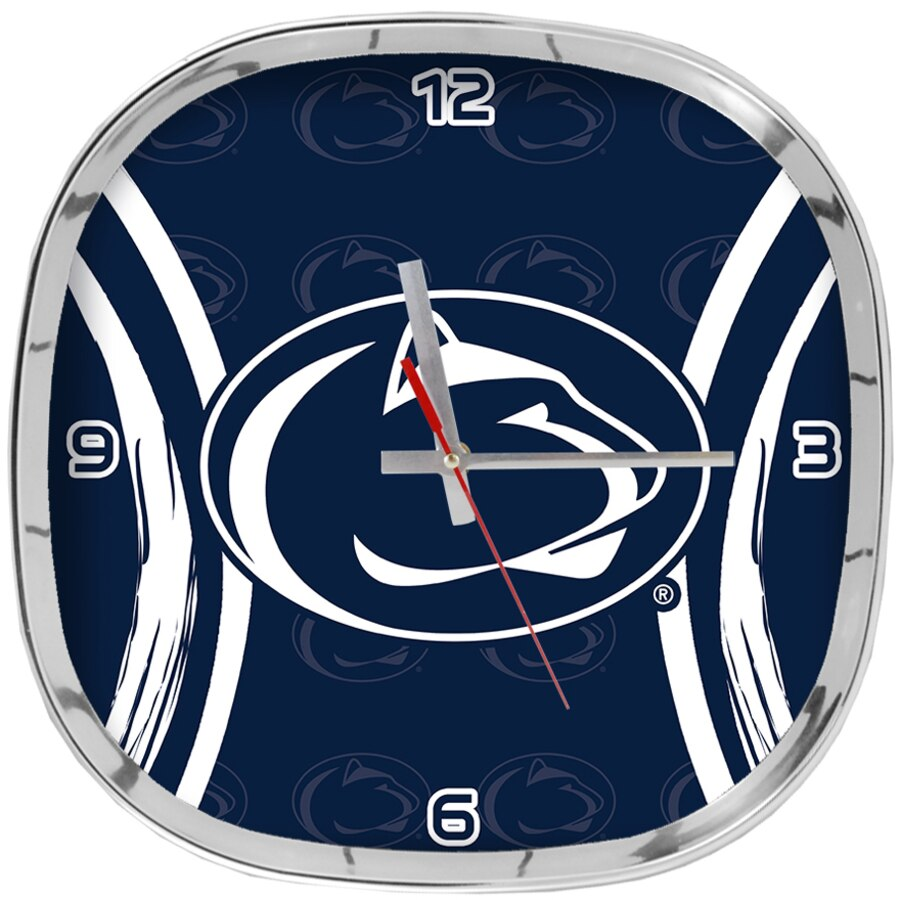 Penn State Nittany Lions Logo Shadow Clock.