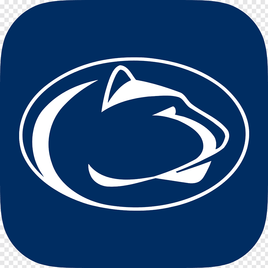 Lion Logo, Penn State Nittany Lions Football, Penn State.